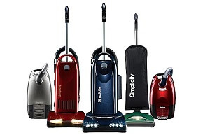 Types of vacuums for carpet