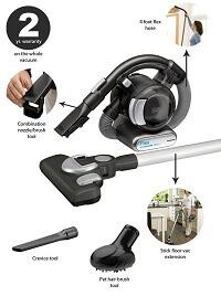 best handheld vacuum for stairs