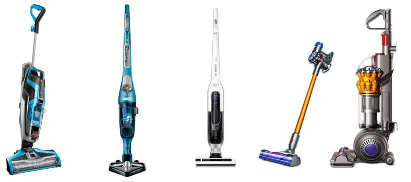 Best Vacuum Cleaners Under 100 In October 2019