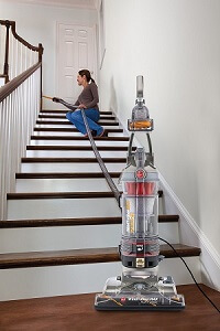 type of vacuums for stairs