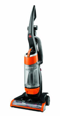 image of Bissell CleanView Bagless Upright Vacuum with OnePass Technology, 1330 - Corded
