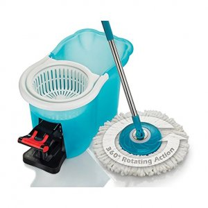 image of Hurricane Spin Mop Home Cleaning System by BulbHead