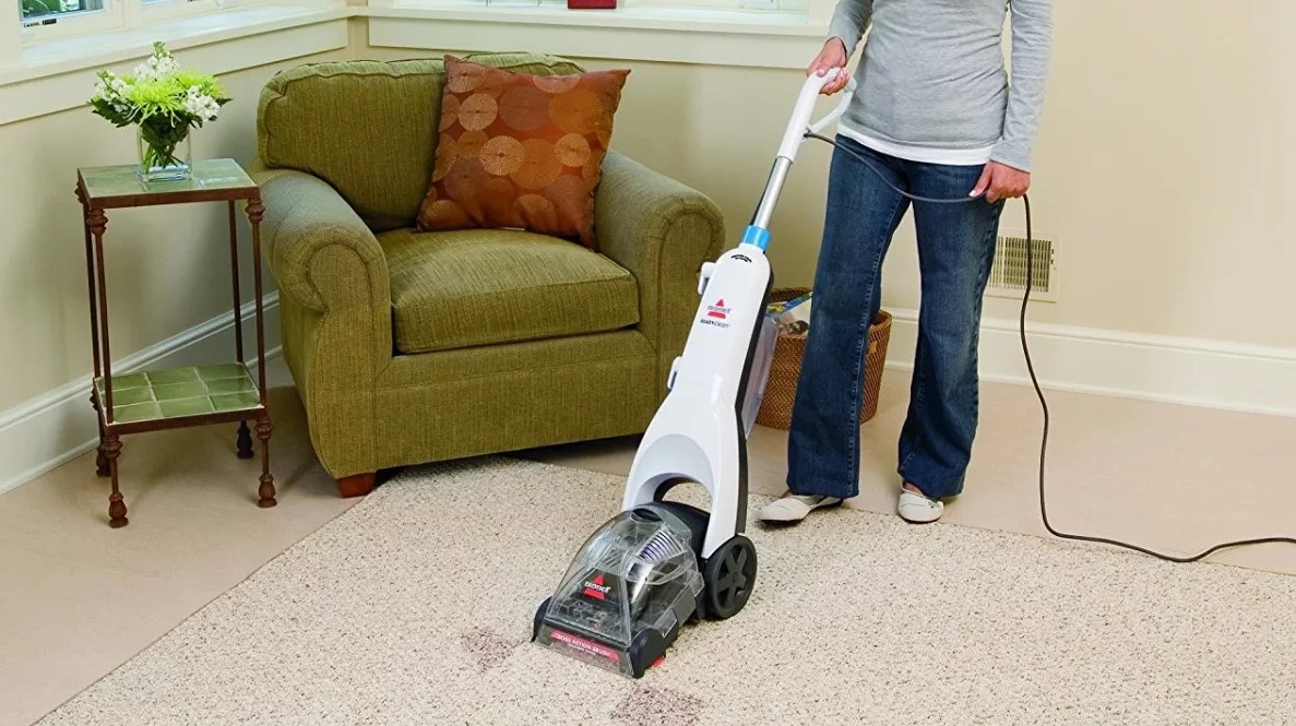 BISSELL ReadyClean Full Sized Carpet Cleaner, 40N7 - Corded