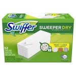 Swiffer Sweeper Wet Mop Pad Refills for Floor Mopping and Cleaning