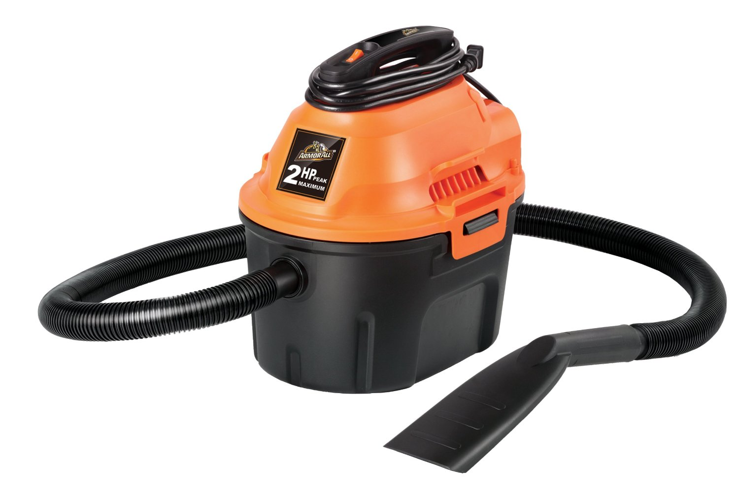 Armor All 2.5 Gallon Wet/Dry Vacuum