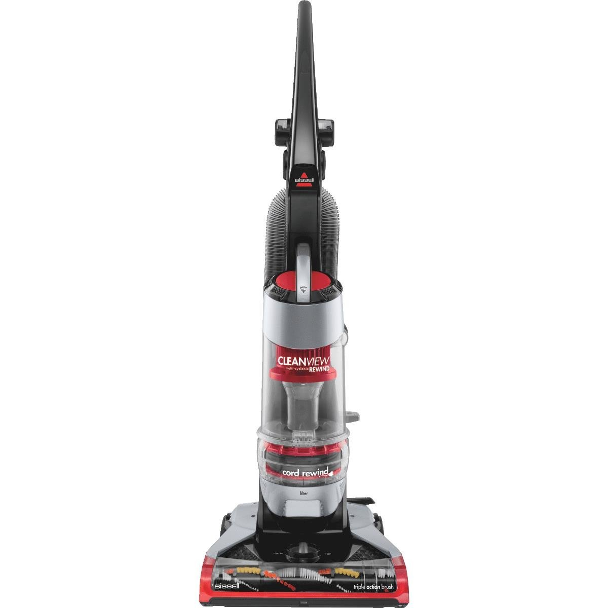 Bissell CleanView Plus Rewind Upright Bagless Vacuum